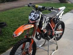 Derek Drake bike