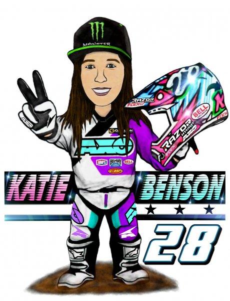 Katie-moto-toon
