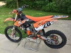 Matthew Gross bike